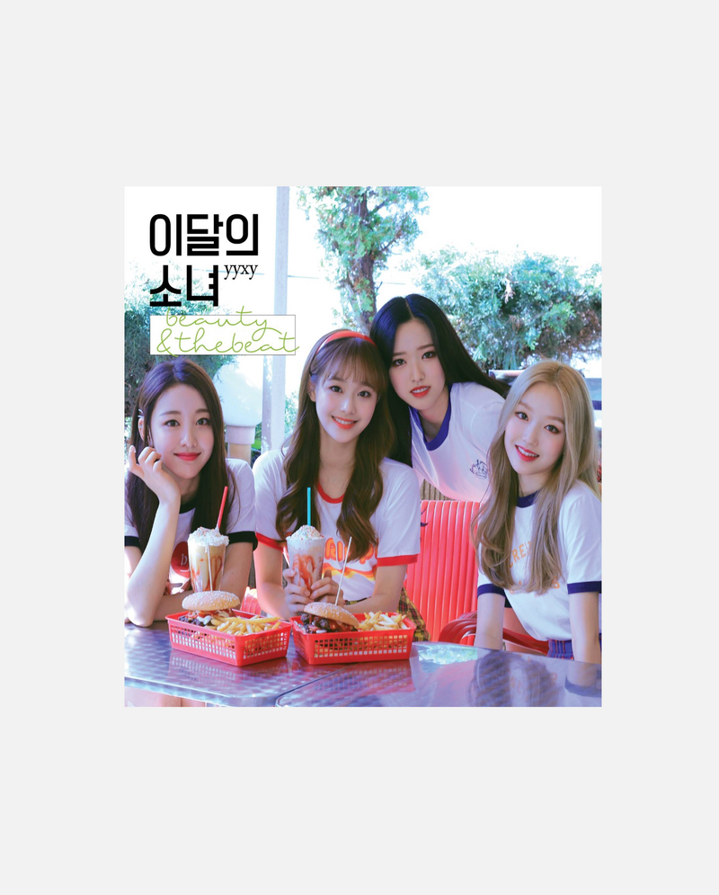 LOONA (This Month's Girl) - Beauty and the beat