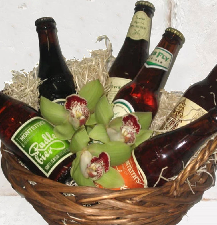Boutique Beer Gift Basket
