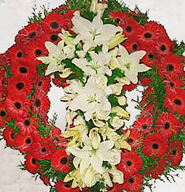 Cross and Wreath