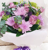 Purples and Pinks for Mum