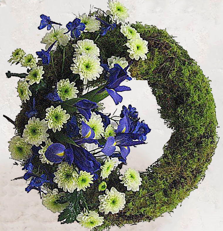 Small Funeral Wreath