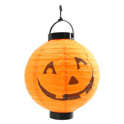 20cm Halloween pumpkin decorative hanging paper lantern