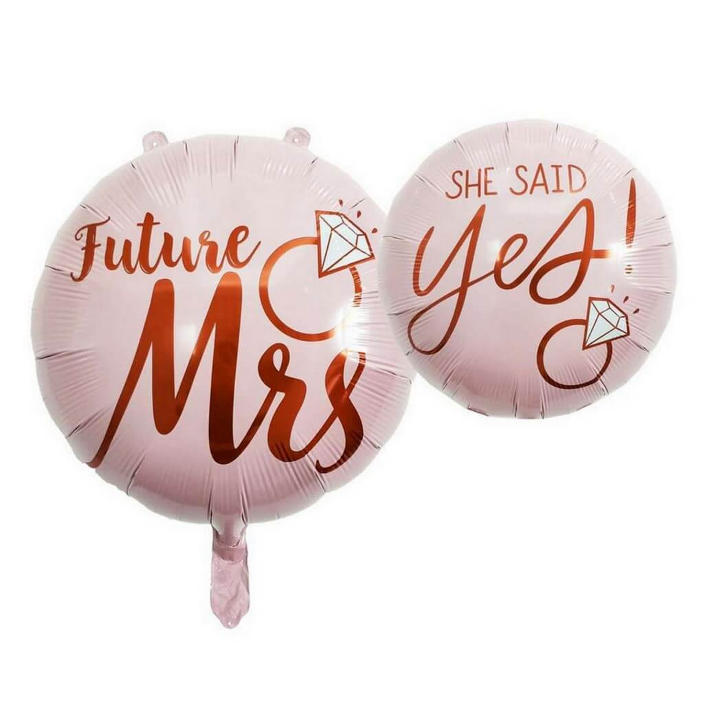 Rose Gold BRIDE TO BE Balloons Pack Engagement Balloon Party Bridal Shower AUS