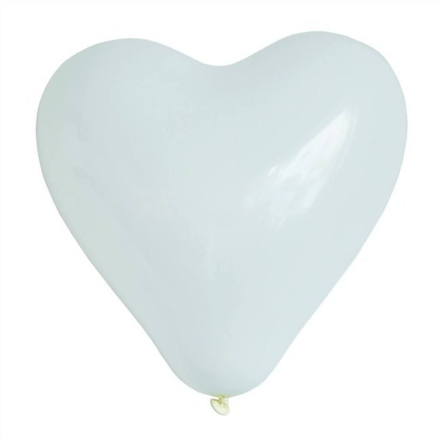 12 Inch Helium Quality White Macaron Candy Latex Balloon Bouquet - Wedding Party Decorations
