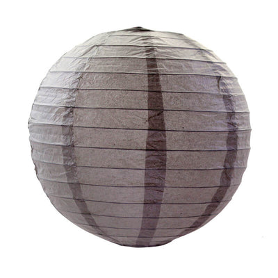 Online Party Supplies Australia 6-inch grey Decorative Paper Lanterns Balls