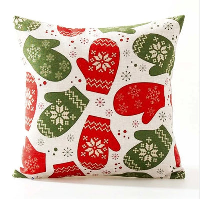 Nordic Scandinavian Christmas Decorative Cushion Covers - Online Party Supplies