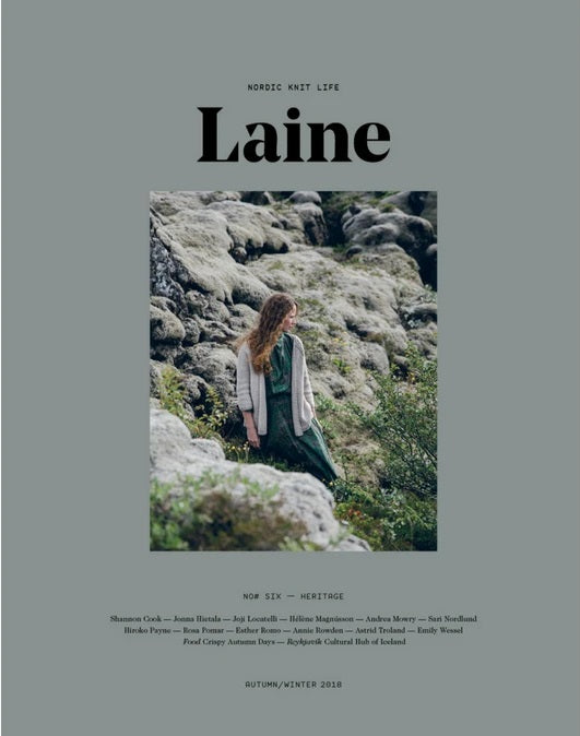 Laine Magazine #6 Autumn/Winter 2018