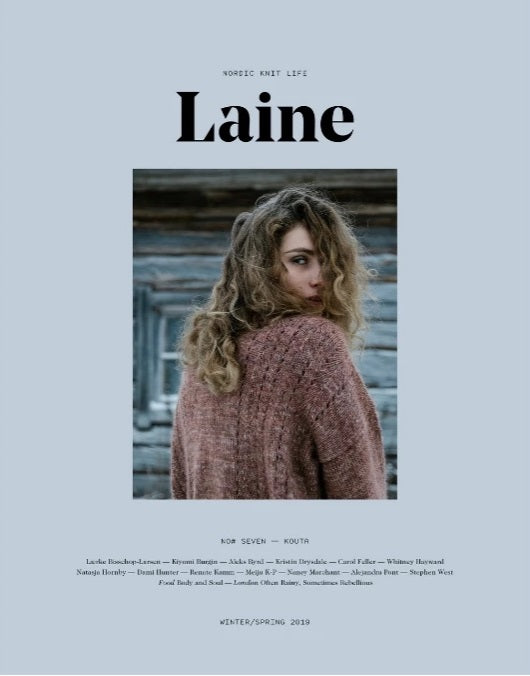 Laine Magazine #7 Winter/Spring 2019