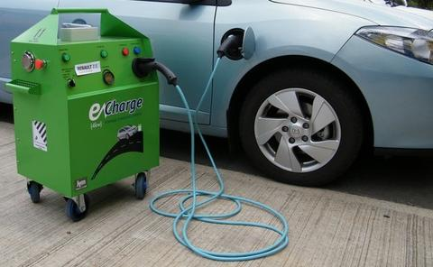 EV Rescue Portable Electric Vehicle charging system