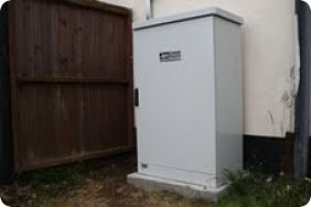 10 kW Output & Electricty storage includes 10 kWh LiFePO battery.For futher details contact JTM Power