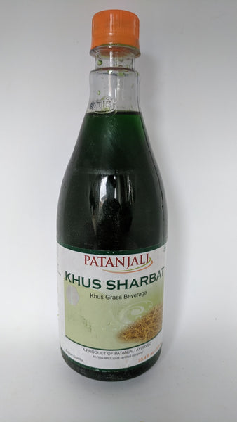 Khus Sharbat