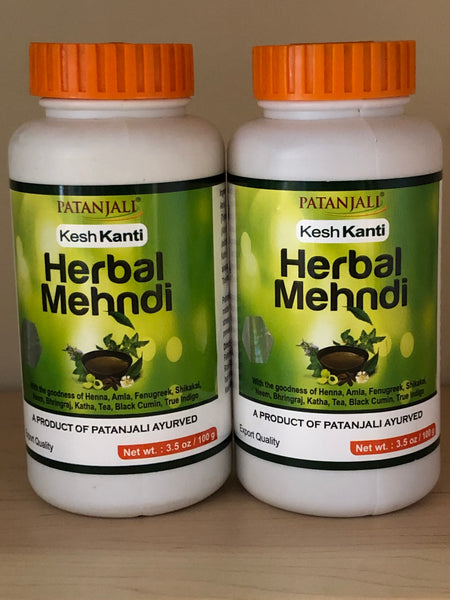 Herbal Mehndi (2 Pack)