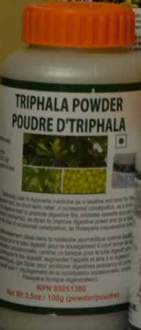 Triphalla Churan ( powder)
