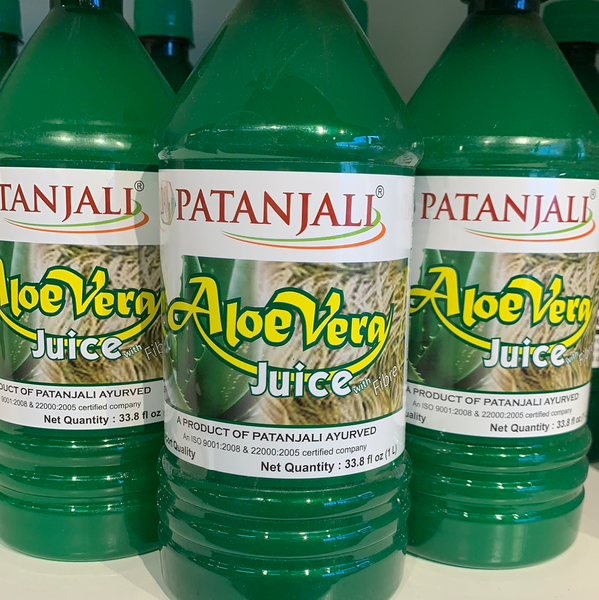 ALOE VERA JUICE WITH PULP (Fiber)