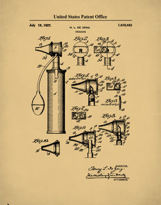 Otoscope Patent Print, Doctor Office Decor, Medical Art, Medical Decor, P515