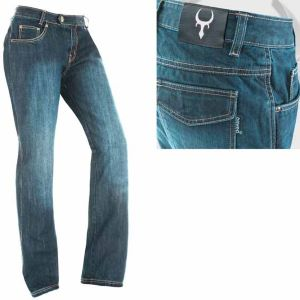 Bull-It SR6 Dirty Wash Laser 4 Ladies Jeans Sz 12/32