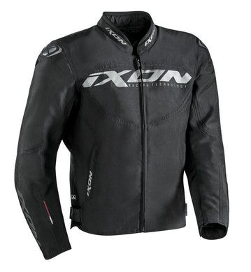 IXON Sprinter Black Road Jacket