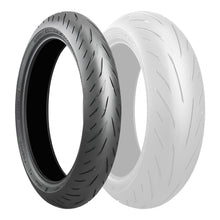 Load image into Gallery viewer, Set - Bridgestone S22 110/70R17 Front & 140/70R17 Rear Road Tyres