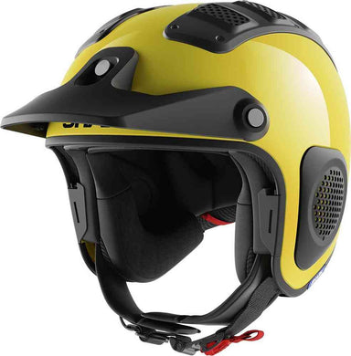 Shark ATV-DRAK Farm Yellow Helmet