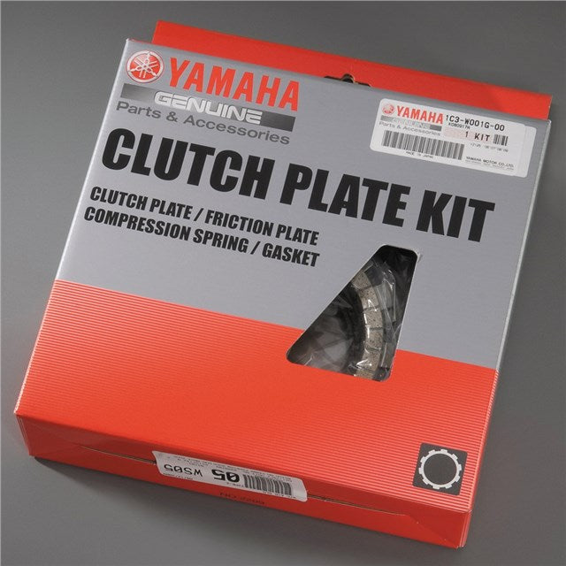 Clutch Plate Kit YZ250F