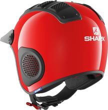 Load image into Gallery viewer, Shark ATV-DRAK Farm Red Helmet