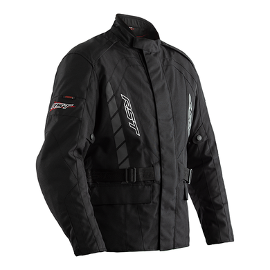 RST ALPHA 4 TEXTILE JACKET [BLACK]