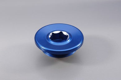 Yamaha GYTR 32mm Blue Billet Timing Plug