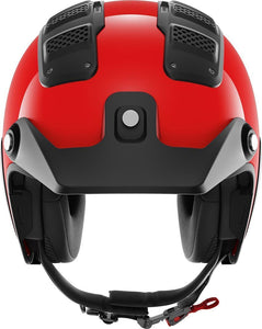 Shark ATV-DRAK Farm Red Helmet