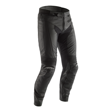 RST R-18 LEATHER PANT [BLACK]