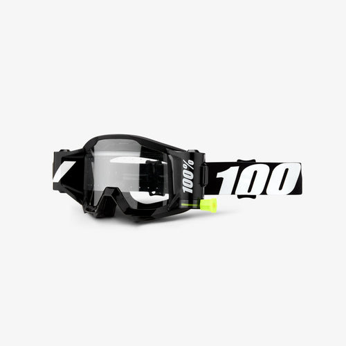 100% Accuri Junior Forecast Youth MX Goggles