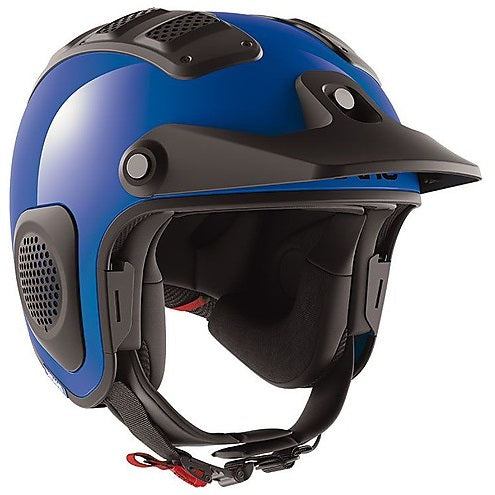 SHARK ATV-DRAK FARM HELMET BLUE