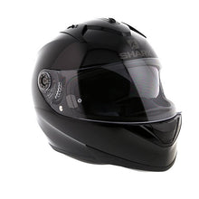 Load image into Gallery viewer, Shark Ridill Blank Full Face Road Black (Gloss) Helmet