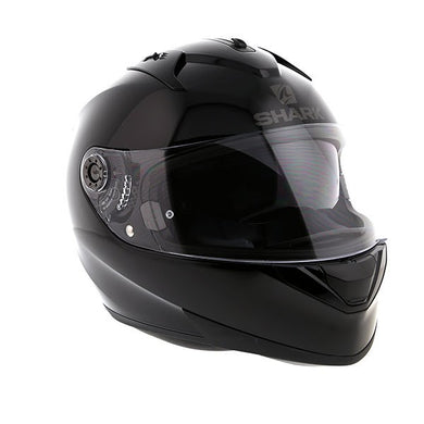 Shark Ridill Blank Full Face Road Black (Gloss) Helmet