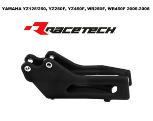 RTech Yamaha YZ/YZF/WRF 2005-2006 Chain Guide Block - Black