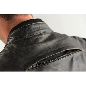 Octane Craker Leather Jacket