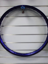 "Load image into Gallery viewer, Yamaha 21"" Wheel Rim - Yamaha Deep Purplish Blue, Genuine Part"