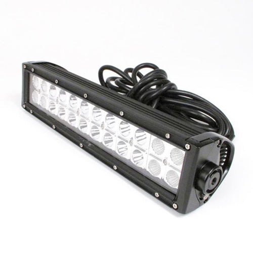 Whites LED Light Bar Double Row 13.5