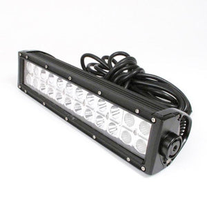 Whites LED Light Bar Double Row 13.5""