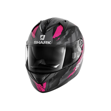 Shark Ridill Oxyd Matte Black/Pink Road Helmet