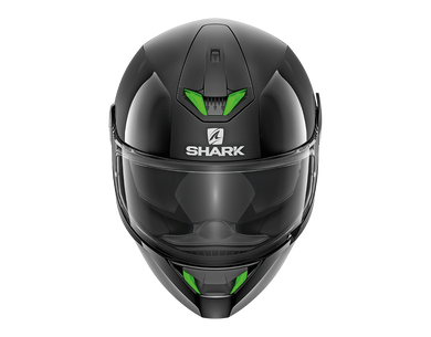 Shark Skwal 2 Dual Black Full Face Road Helmet Medium
