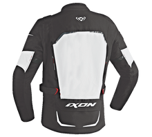 Load image into Gallery viewer, IXON Crosstour Textile Black/Grey Jacket
