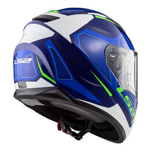 Load image into Gallery viewer, LS2 FF320 Stream Blue Full Face Road Helmet