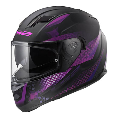 LS2 FF320 Stream Evo Lux Full Face Road Helmet