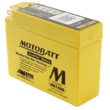 Load image into Gallery viewer, Motobatt MBT4BB Quadflex Battery
