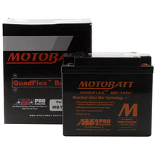 Load image into Gallery viewer, Motobatt MBTX20UHD Quadflex Battery