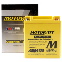 Load image into Gallery viewer, Motobatt MBTX7U Quadflex Battery