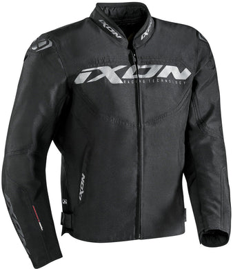 IXON Sprinter Black/Grey Road Jacket