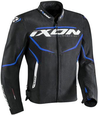 IXON Sprinter Black/Blue Road Jacket