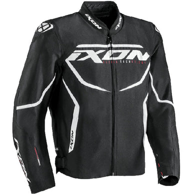 IXON Sprinter Black/White Road Jacket