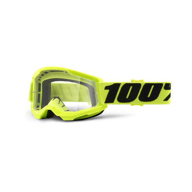 100% The Strata 2 Jr Youth MX Goggles
